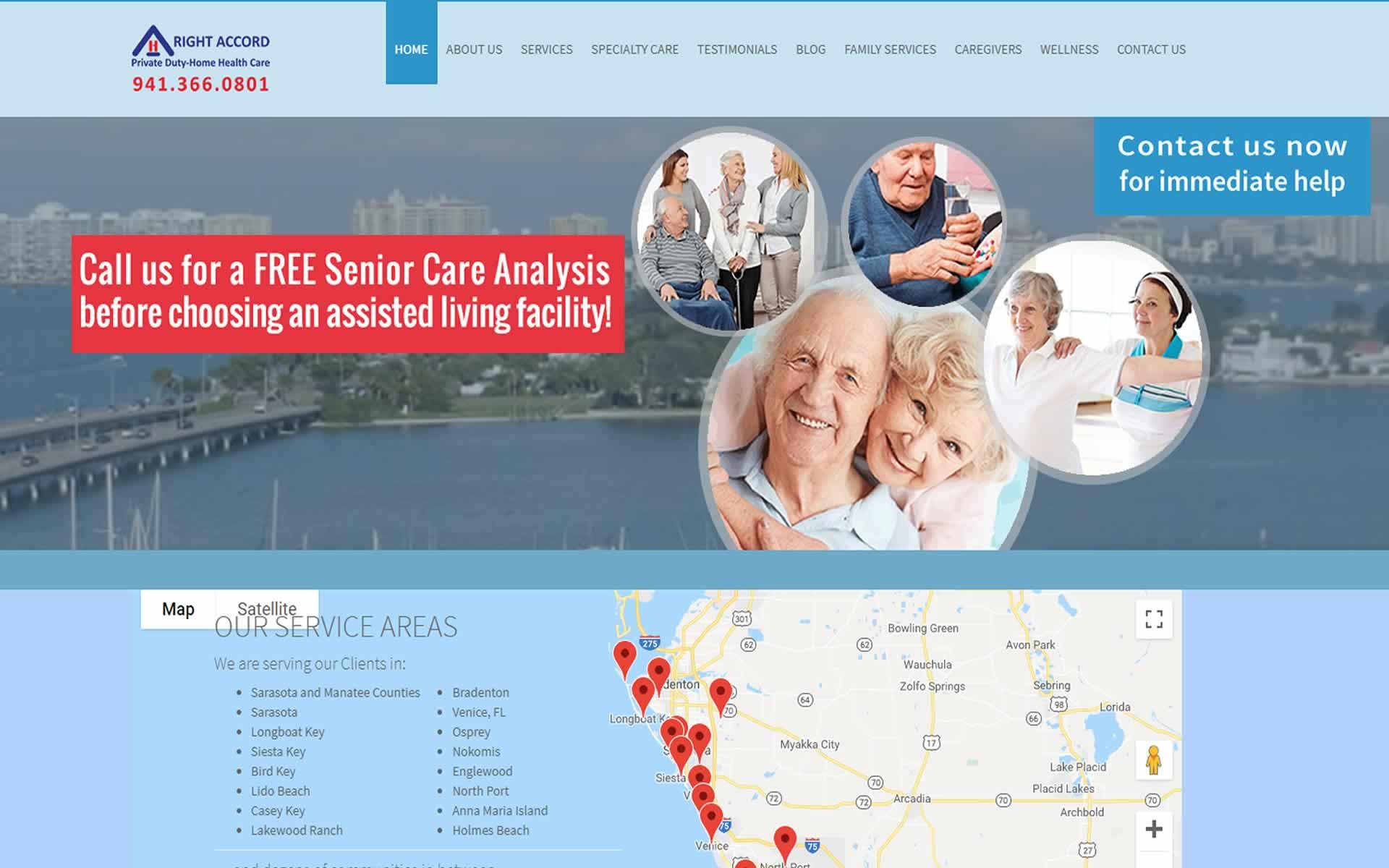 Right Accord Home Health Care