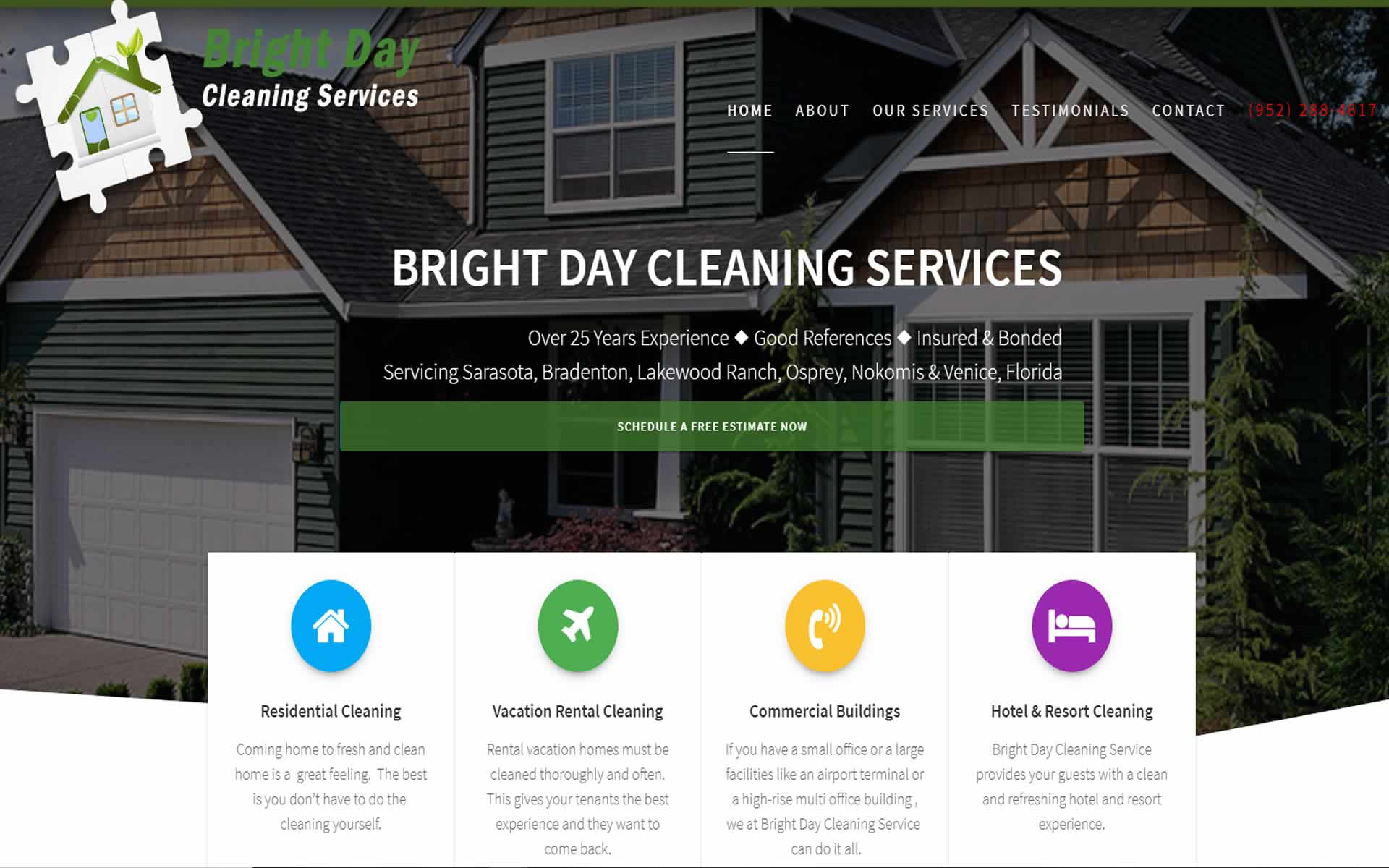 Bright Day Cleaning Service