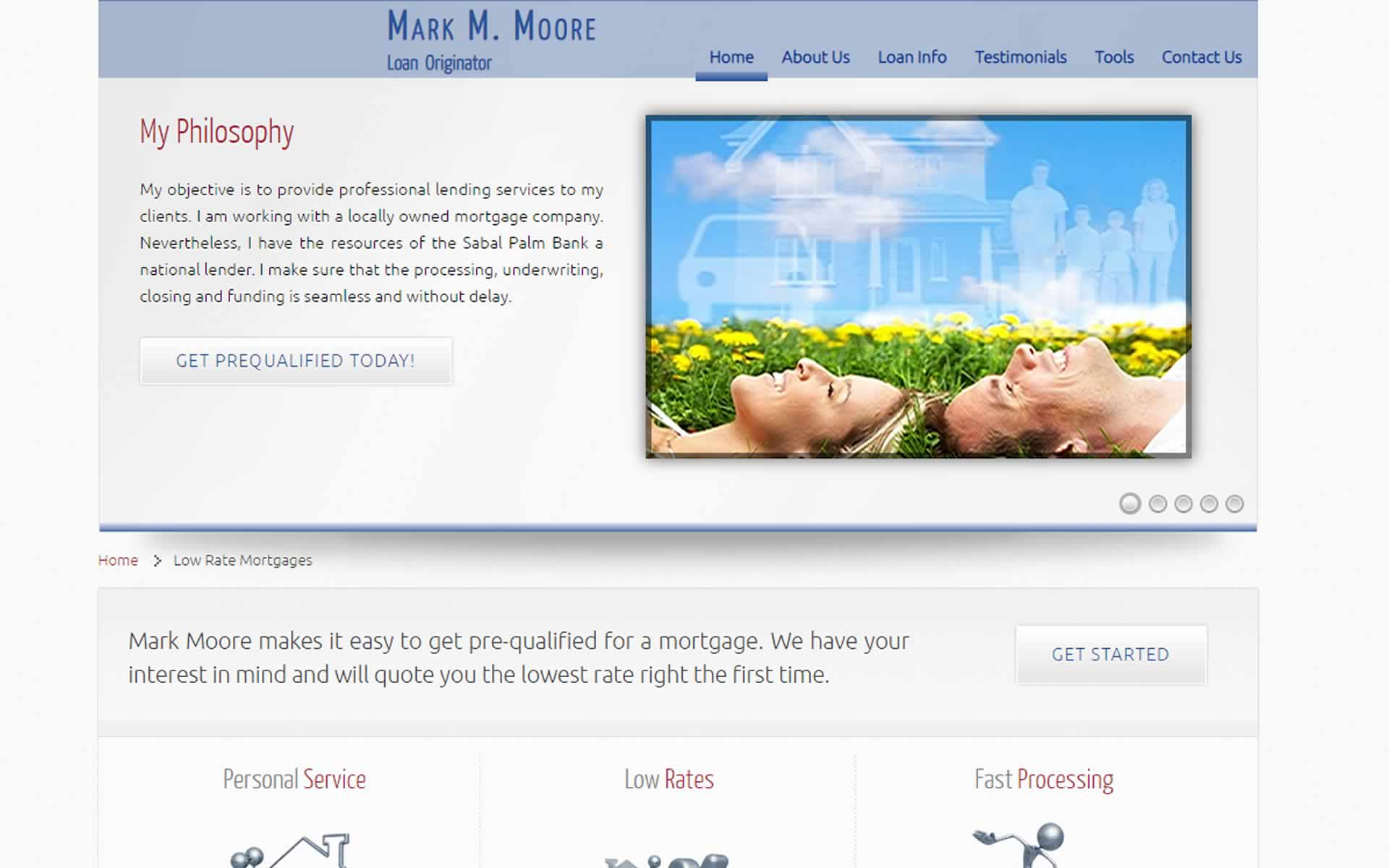 Mark Moore Mortgages
