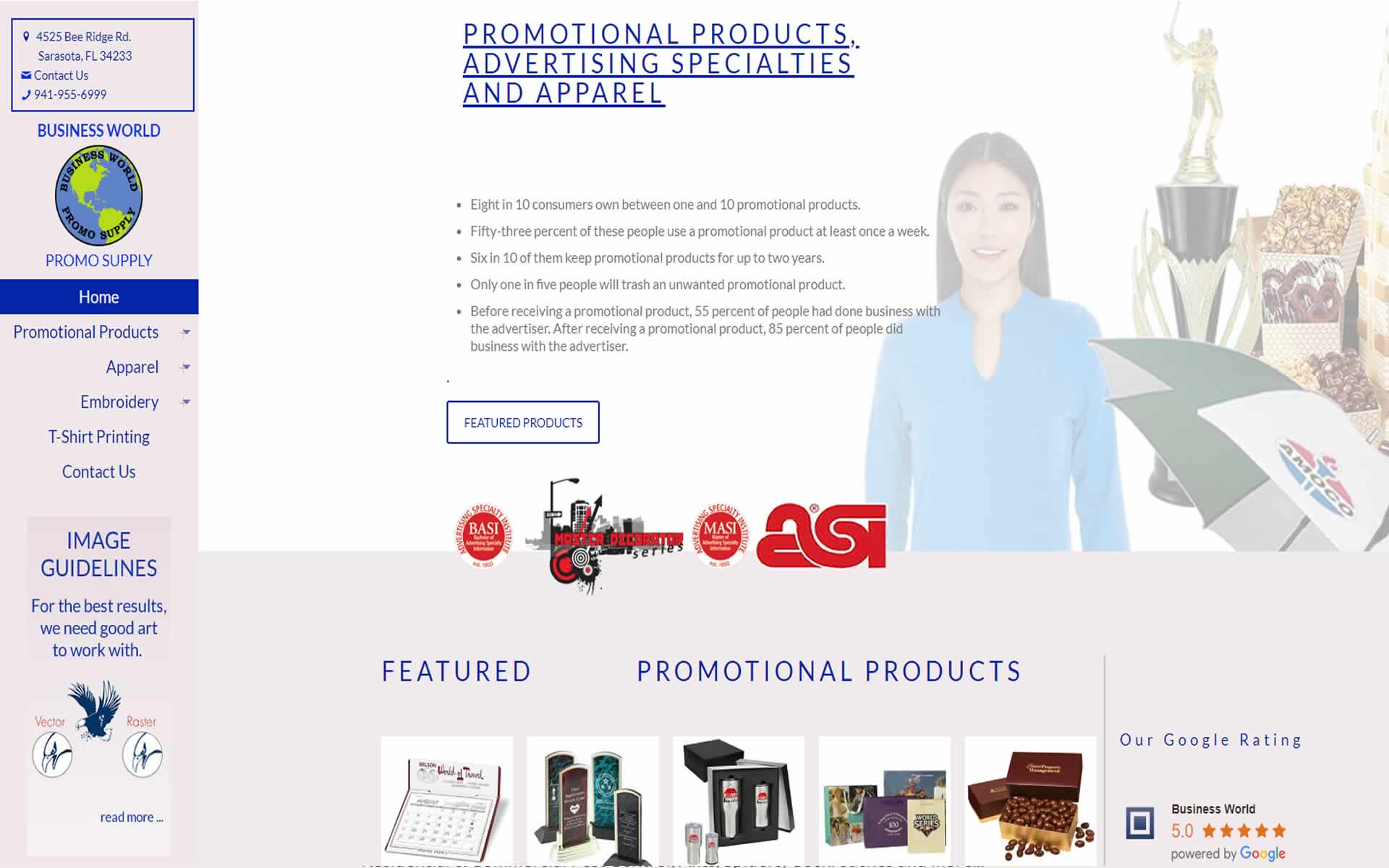Business World Promo Supply