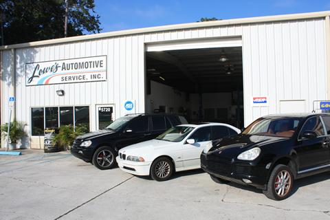 lowes auto repair