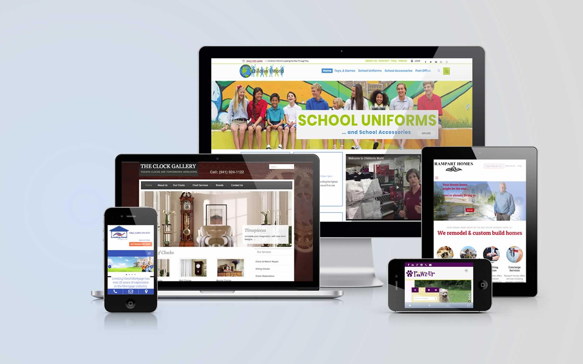 Florida Webdesigne Company